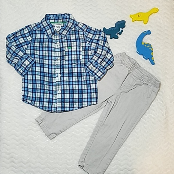 Carter's Other - 12M outfit